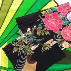 Handy Bags- Oriental Print