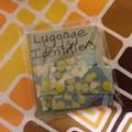 Luggage Bag Travel ID Identifiers