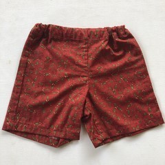 Variety of  cotton shorts size 2