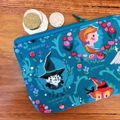 Coin purse - wizard of oz