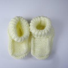 Lemon Bootees