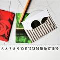 Mixed Mini Envelopes {10} w cards + seals | Random Patterns | Mini Notesets