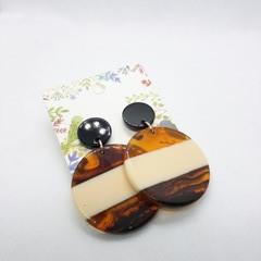 Tortoise shell acrylic