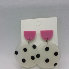 Spots and Dots Pink