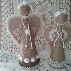 Jute Angel Duo