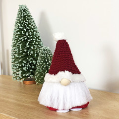 Gnome with Red Hat - Made to Order