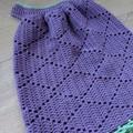 Crochet Dress - 18-24 months