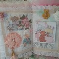 Teddy Bears Picnic Lace Book