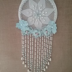 Dreamcatcher Winter snowflake