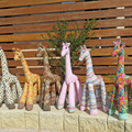 George, Gerald and Cedric, the giraffes - the new lads on the block,