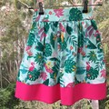 Tropical Jungle Skirt