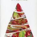 3 XMAS CARDS - featuring original artwork