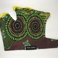 Glove: sun glove for sunprotection for golf or driving, fingerless