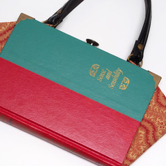 Sense and Sensibility - Jane Austen - Bag made from a book