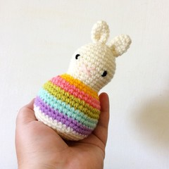 baby toy rattle, newborn baby gift  .. FLORA