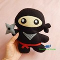 Ninja Fridge Magnet Nursery Home Decor Christmas Birthday Gift