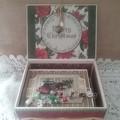 Christmas Memories Album in a Box