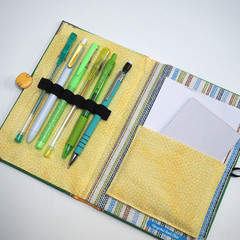 Peter Pan  notebook - J. M. Barrie - Upcycled book - Notebook made from a book