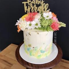 Custom Baby shower Cake Topper