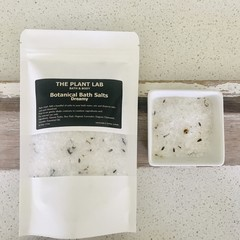 Bath Salts 'Dreamy' Lavender + Chamomile Blend. Relax. Vegan. 300g