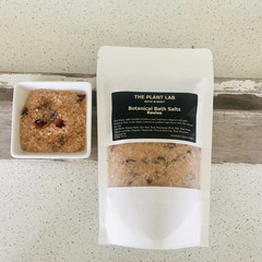 Bath Salts {Revive} Bath Soak with Red French Clay Infusion. Pamper. Vegan