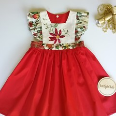 Christmas Polly Dress