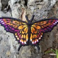 Free Standing Haunting Beauty Butterfly
