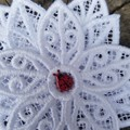 Free Standing Lace 3D Flower