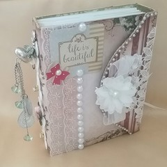 Inspirational Journal & photo album