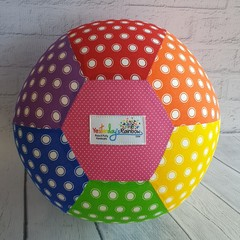Balloon Ball: Rainbow Bright in spots