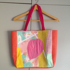 Fruit Basket Tote Bag #4