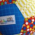 Balloon Balls: Dinosaur stomp, stripes & square lines