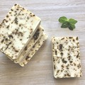 Green Tea and Lemon Myrtle Shea Butter Soap, Handmade, Vegan Friendly