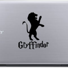 Gryffindor- Harry Potter - Vinyl Decal Sticker