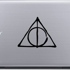Deathly Hallows - Harry Potter - Vinyl Decal Sticker