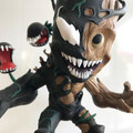 3D printed Baby Groot Venom figure / gift for him / home decor / figurine