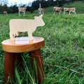 Toys of Wood Kids stool or plant stand