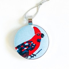Australiana Christmas Ornament - Rosella