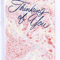 ART CARDS - Set of 6 Signed Hand Made Cards by Val Fitzpatrick