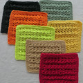 TEACHER GIFTS - Special bulk price:  enviro friendly dishcloths: