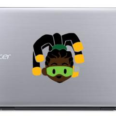 Cute Lucio - Overwatch - Vinyl Decal Sticker