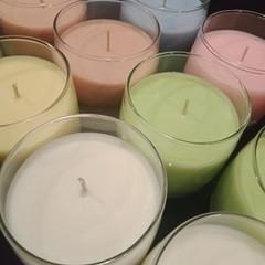 Glass Tumbler Candle - Customise