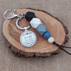 Keyring- teacher gift
