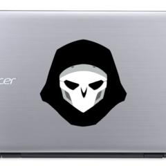Cute Reaper - Overwatch - Vinyl Decal Sticker