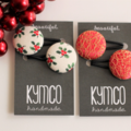Christmas Hair ties