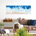 Modern Original Beach Painting, Contemporary Art, Free Shipping Australia