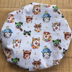 Cat Shower Caps