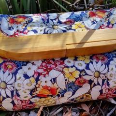 Australian Floral Clutch
