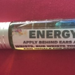 ENERGY - Essential oil 10ml roller blend