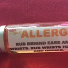 ALLERGY - Essential oil 10ml roller blend